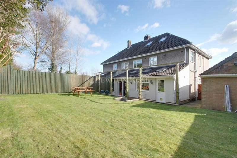 5 Bedrooms Semi Detached House for sale in Llandaff, Cardiff