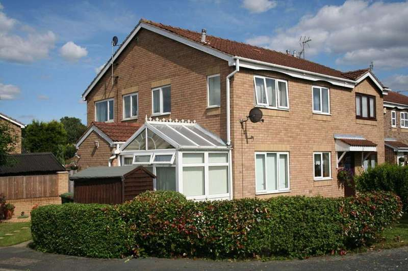2 Bedrooms Terraced House for rent in Hastings Court, Altofts, Altofts, West Yorkshire