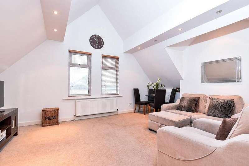 3 Bedrooms Flat for sale in Lucien Road, Tooting