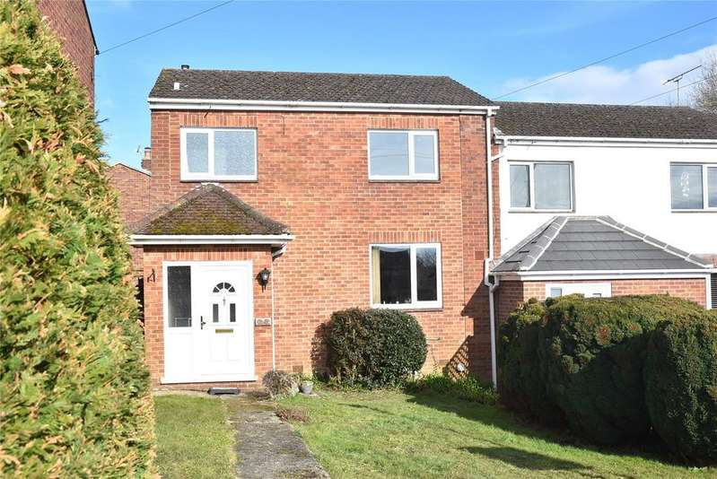 3 Bedrooms End Of Terrace House for sale in Gorselands, Tadley, Hampshire, RG26