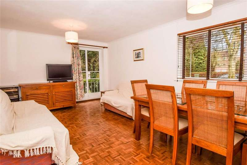 2 Bedrooms Apartment Flat for sale in Biskra, Langley Road, Watford, Hertfordshire, WD17