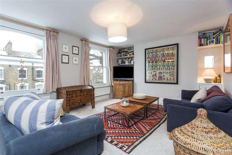 2 Bedrooms Flat for sale in Grosvenor Avenue, Highbury, London