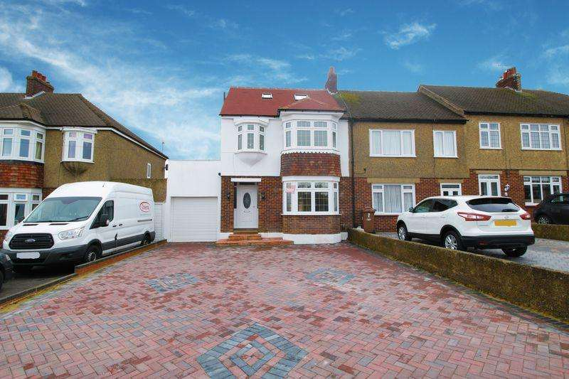 4 Bedrooms Semi Detached House for sale in Wilson Avenue, Rochester