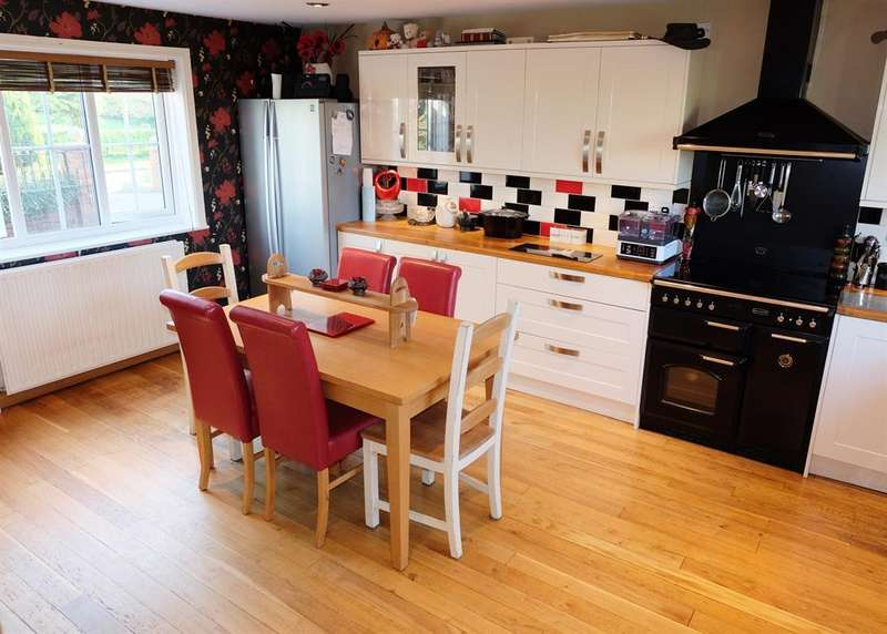 4 Bedrooms Detached House for sale in Church Lane, Minting, Horncastle, LN9 5RS