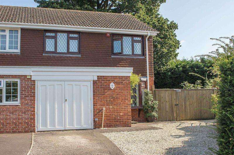 3 Bedrooms End Of Terrace House for sale in Rownhams