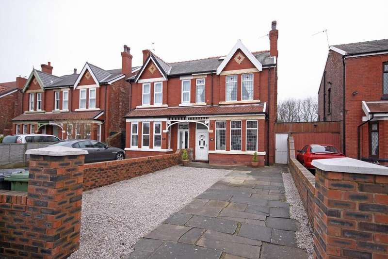4 Bedrooms Semi Detached House for sale in Clifford Road, Southport