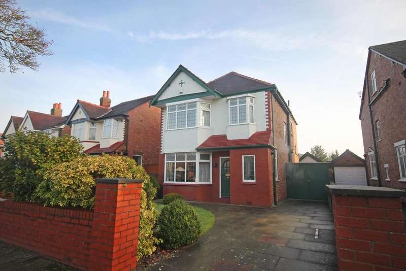 3 Bedrooms Detached House for sale in Cambridge Avenue, Southport