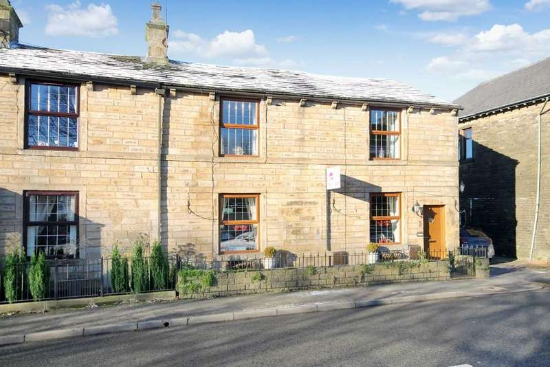 3 Bedrooms Semi Detached House for sale in Todmorden Road, Littleborough
