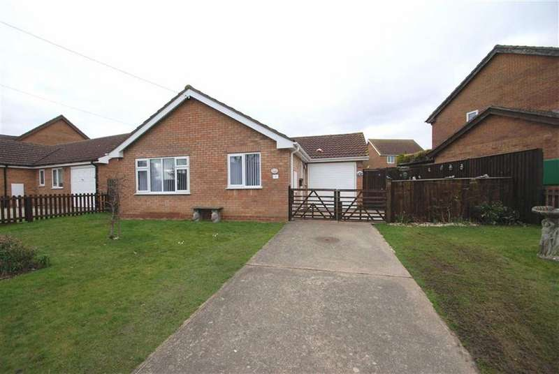 2 Bedrooms Detached Bungalow for sale in Brewster Lane, Wainfleet
