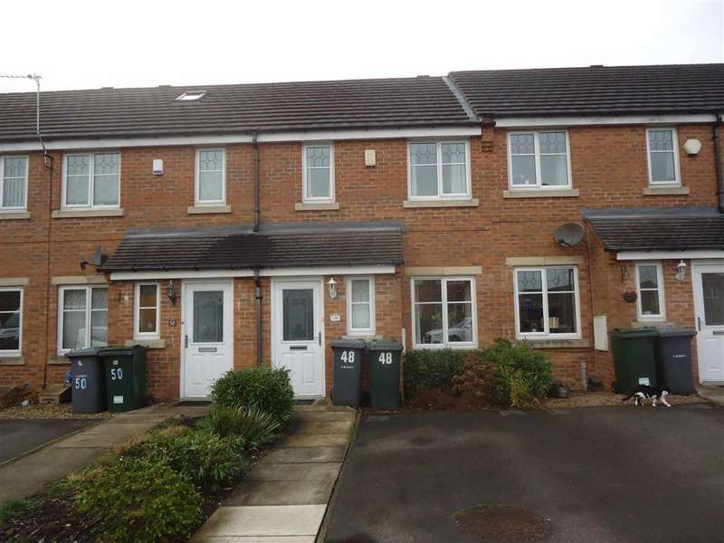 2 Bedrooms Town House for sale in Beanland Gardens, Bradford, West Yorkshire, BD6