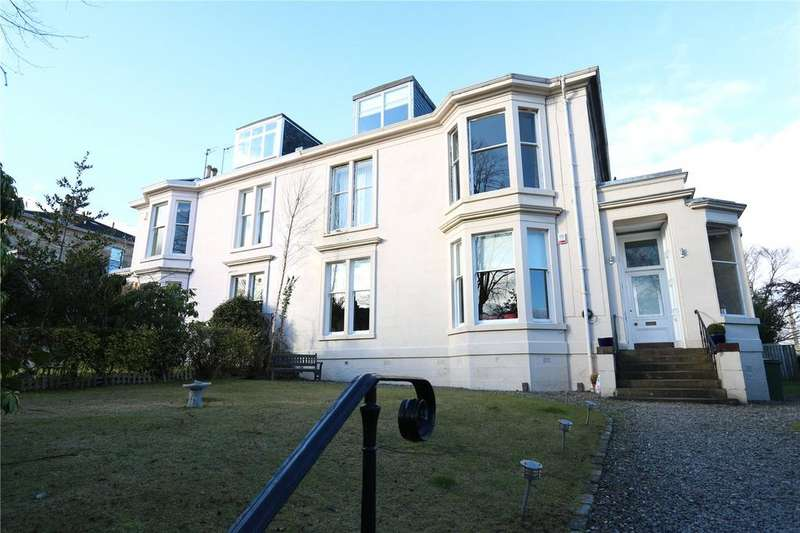 1 Bedroom Apartment Flat for sale in Flat 3, Cleveden Drive, Kelvinside, Glasgow