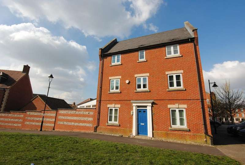 4 Bedrooms Town House for sale in Amesbury, Salisbury