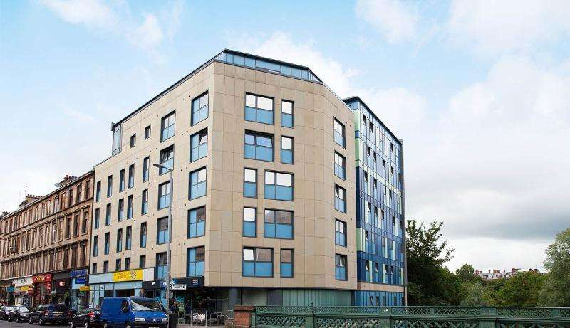 6 Bedrooms Flat for rent in Gibson Street, Hillhead, Glasgow, G12 8SY