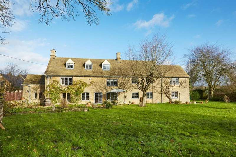5 Bedrooms Country House Character Property for sale in Chapel Lane, Bledington