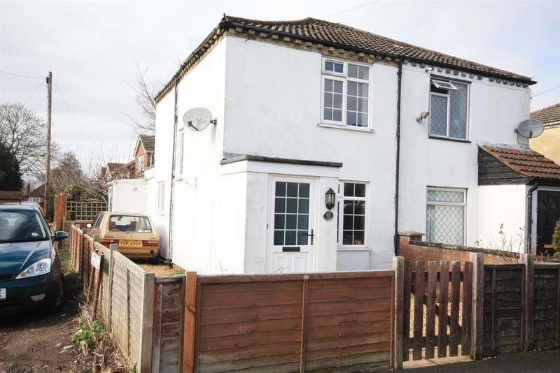 2 Bedrooms Semi Detached House for sale in Commercial Street, Southampton