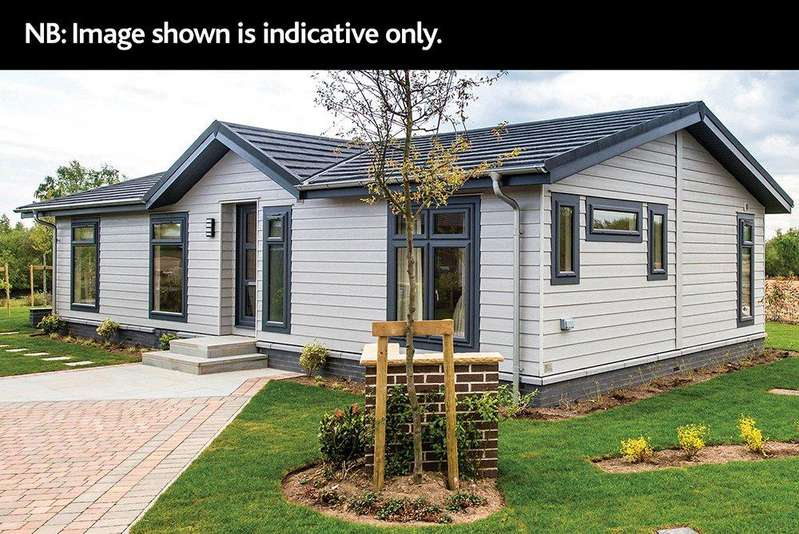 2 Bedrooms Retirement Property for sale in Plot 15, Lakeshore, Burton Waters, Lincoln, LN1