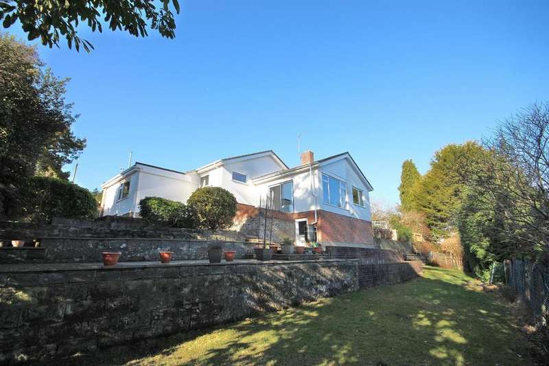 4 Bedrooms Detached Bungalow for sale in Sutherland Avenue, Broadstone