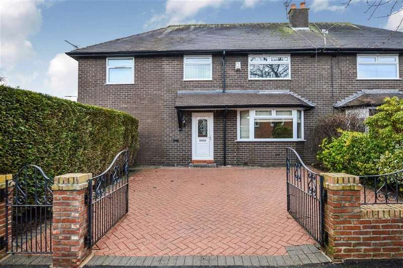 3 Bedrooms Terraced House for sale in Old Meadow Lane, Hale, Cheshire, WA15