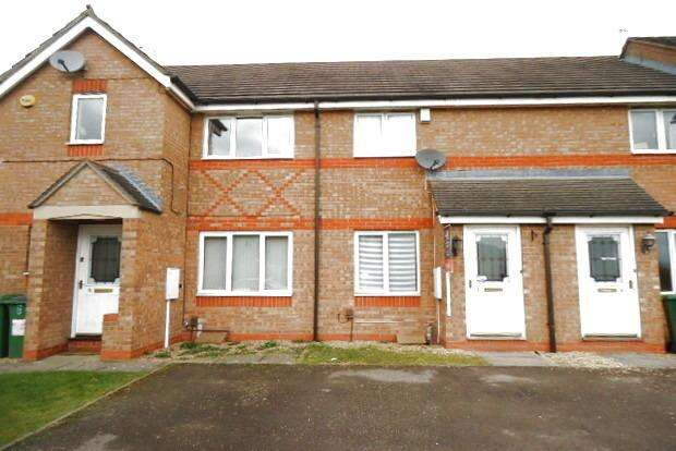 2 Bedrooms Terraced House for sale in Darien Way, Thorpe Astley, Braunstone Leicester, LE3