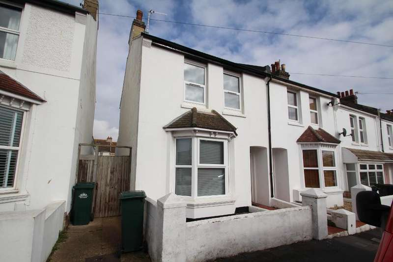 2 Bedrooms Terraced House for rent in Eastbrook Road, Portslade, East Sussex, BN41 1LN