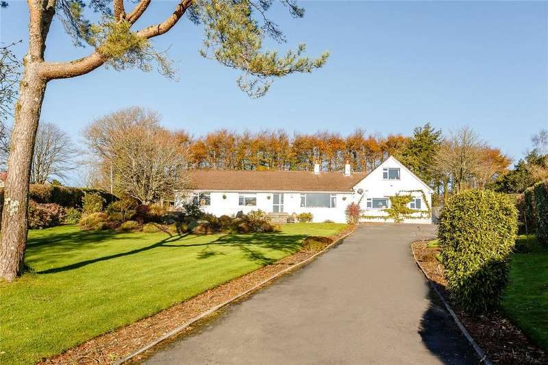 5 Bedrooms Detached Bungalow for sale in Haytor, Newton Abbot, Devon