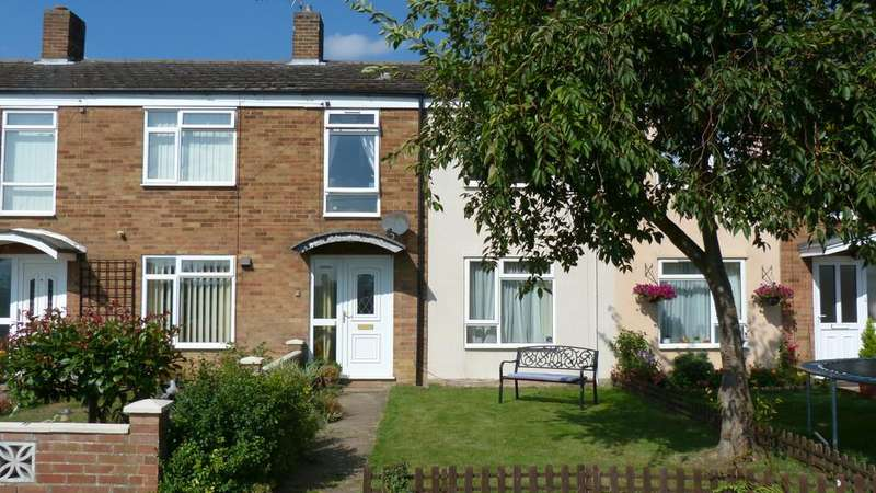 2 Bedrooms Terraced House for sale in Meadow Close, Witchford