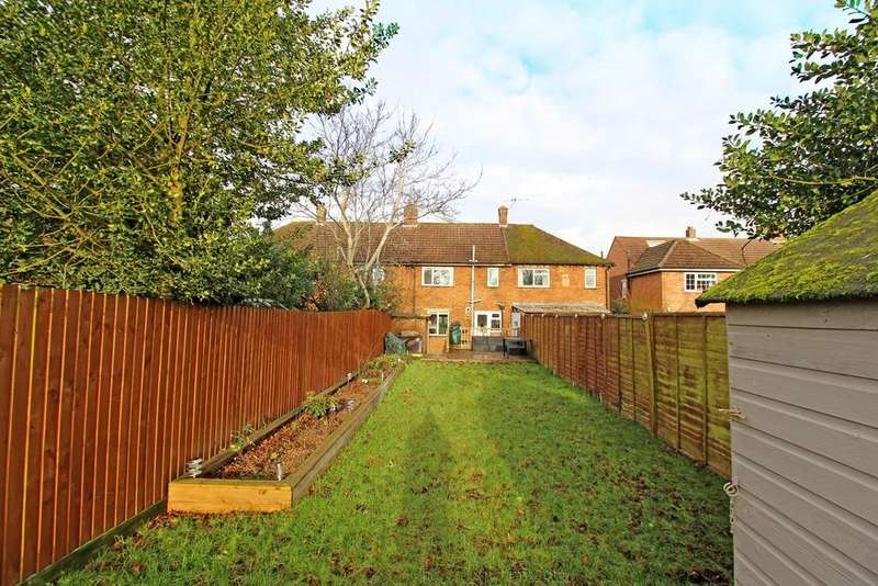 3 Bedrooms Terraced House for sale in Mullway, Letchworth Garden City, SG6