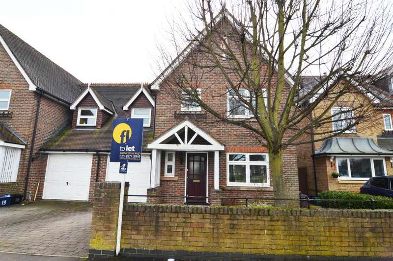 5 Bedrooms House for rent in Gander Green Crescent, Hampton, TW12