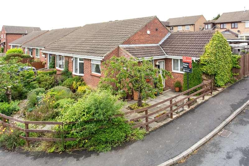3 Bedrooms Semi Detached Bungalow for sale in Hornbeam Way, Leeds, West Yorkshire, LS14