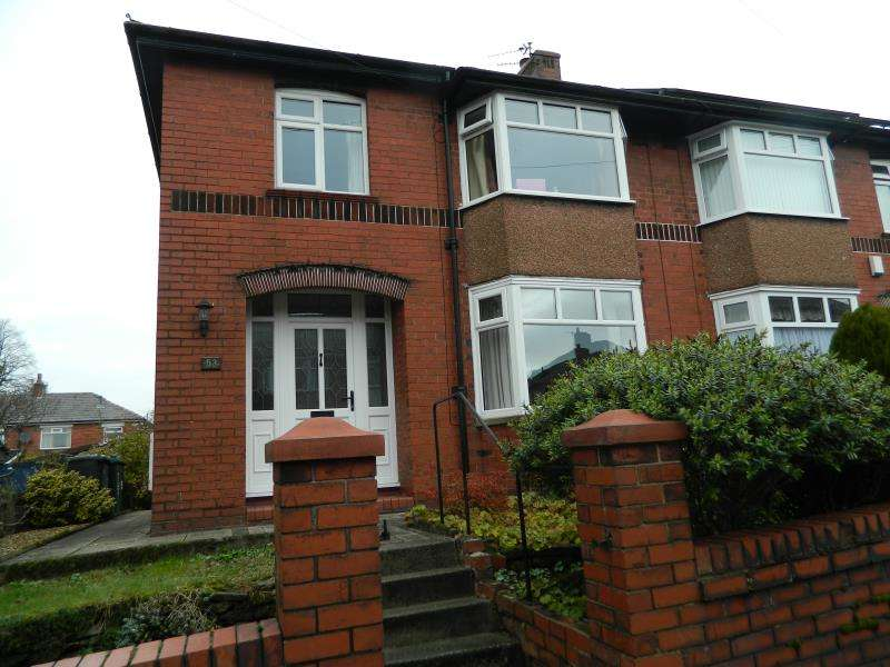 3 Bedrooms Semi Detached House for rent in Hillside Crescent, Limefield