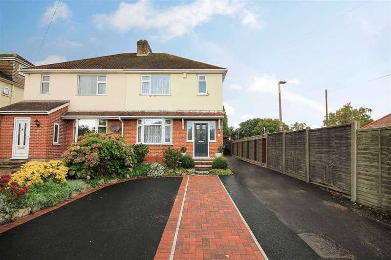 3 Bedrooms Semi Detached House for sale in Evering Avenue, Poole