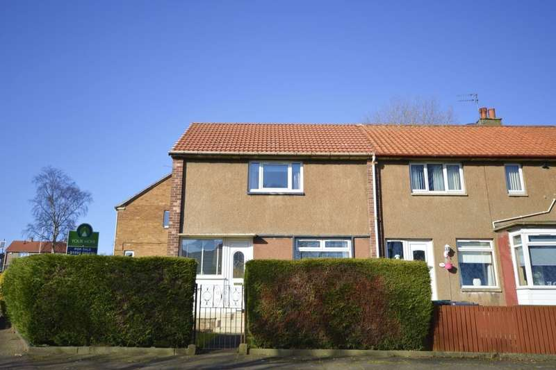 2 Bedrooms Property for sale in Glamis Road, Kirkcaldy, KY2