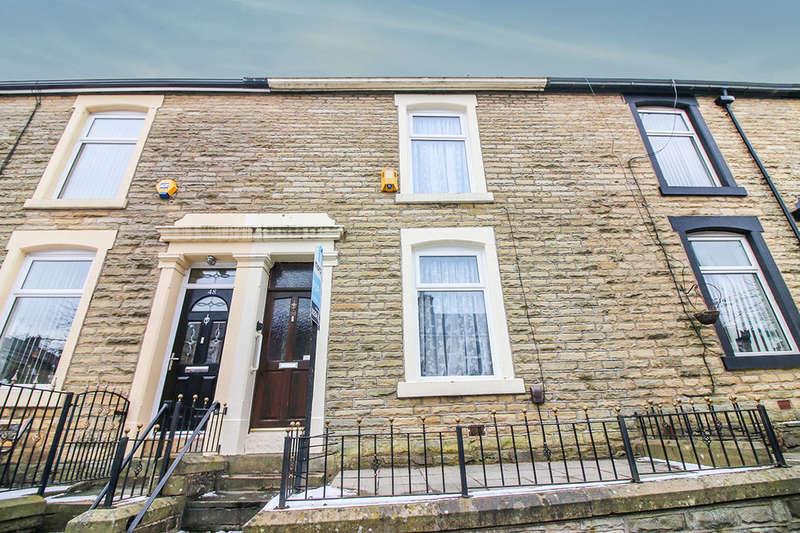 2 Bedrooms Property for sale in Greenway Street, Darwen, BB3
