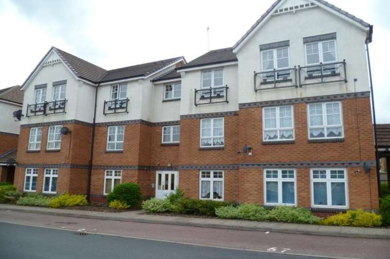 2 Bedrooms Flat for rent in Westwood Drive, Rubery, B45