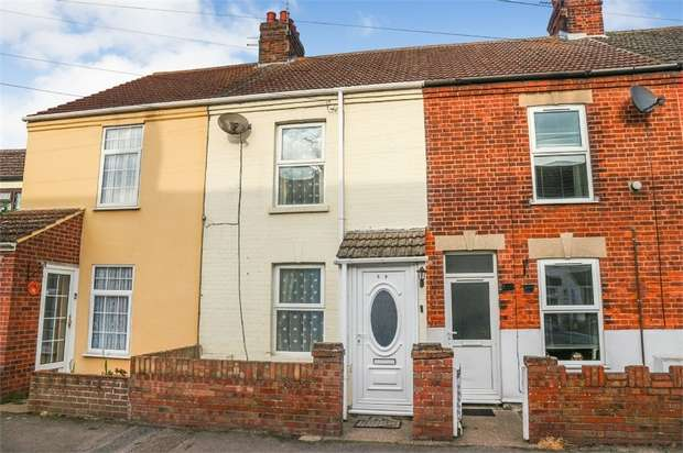 2 Bedrooms Terraced House for sale in St Julian Road, Caister-on-Sea, Great Yarmouth, Norfolk