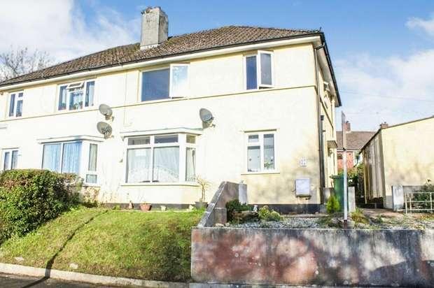 1 Bedroom Flat for sale in Dumfries Avenue, Plymouth, Devon