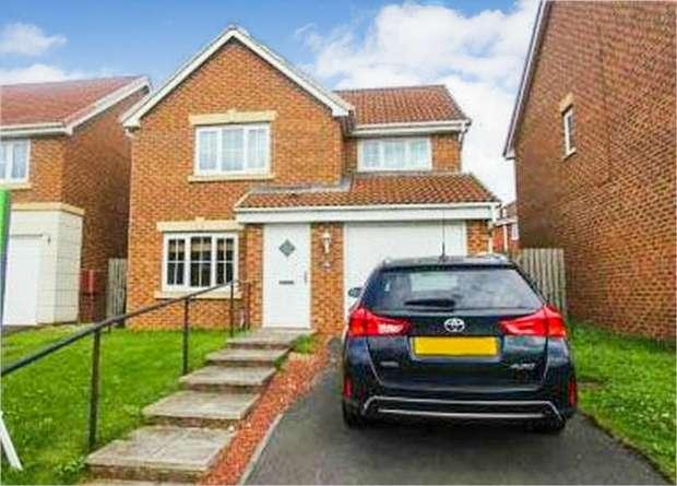 3 Bedrooms Detached House for sale in Chestnut Drive, Darlington, Durham