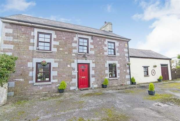 4 Bedrooms Detached House for sale in Gwynfe, Gwynfe, Llangadog, Carmarthenshire