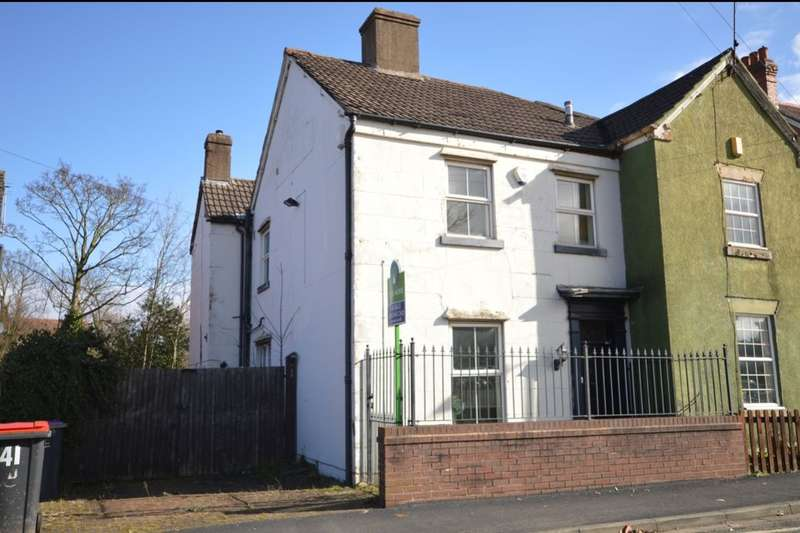 3 Bedrooms Semi Detached House for sale in Regent Street, Wellington, Telford, TF1