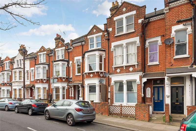 2 Bedrooms Maisonette Flat for sale in Comyn Road, Battersea, London, SW11