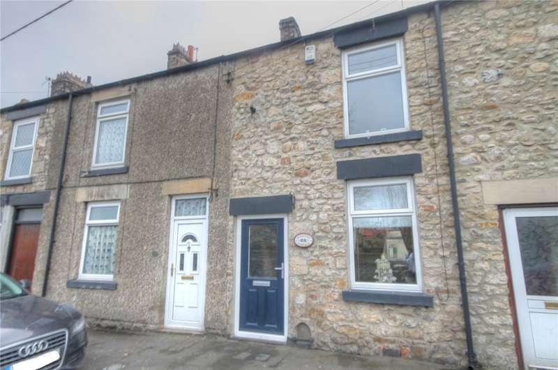 2 Bedrooms Terraced House for sale in Main Road, Gainford, Darlington, DL2