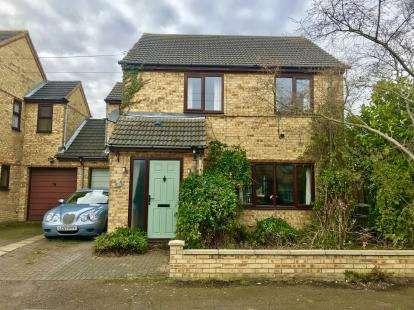 4 Bedrooms Link Detached House for sale in Great North Road, Wyboston, Bedford, Bedfordshire