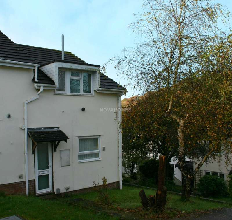 2 Bedrooms End Of Terrace House for sale in Lake View Close, Plymouth, PL5 4LX