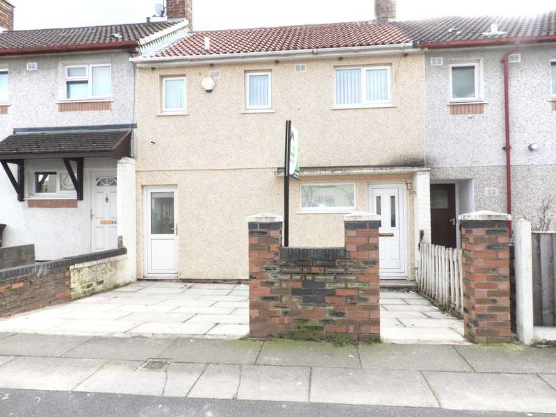 3 Bedrooms Terraced House for sale in Mosslawn Road, Liverpool
