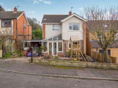 4 Bedrooms Detached House for sale in Copse Close, Burton Joyce, Nottingham, Nottinghamshire
