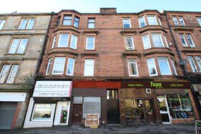 3 Bedrooms Flat for sale in Whitehill Street, Dennistoun