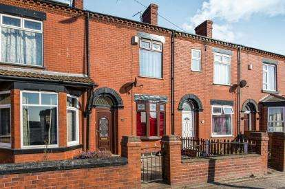 2 Bedrooms Terraced House for sale in Leigh Road, Hindley Green, Wigan, Greater Manchester