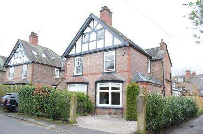 4 Bedrooms Semi Detached House for sale in The Avenue, Alderley Edge, Cheshire, Uk