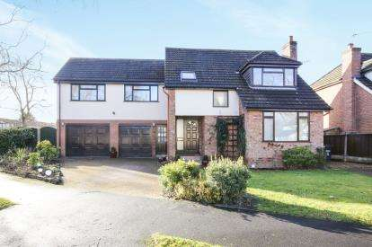 5 Bedrooms Detached House for sale in Wilton Crescent, Alderley Edge, Cheshire