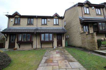 3 Bedrooms Semi Detached House for sale in Abney Grange, Mossley, Greater Manchester